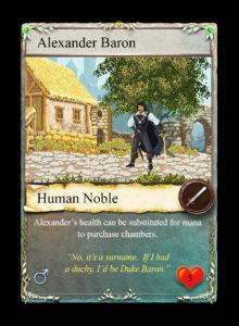 quantum quest Alexander Baron Panda