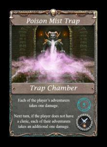 quantum quest Poison Mist Trap Panda